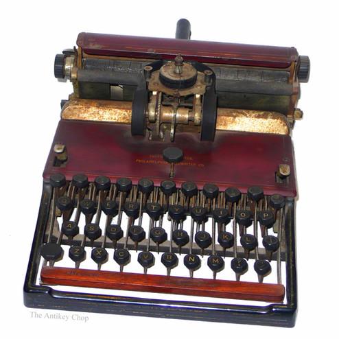 Travis Typewriter