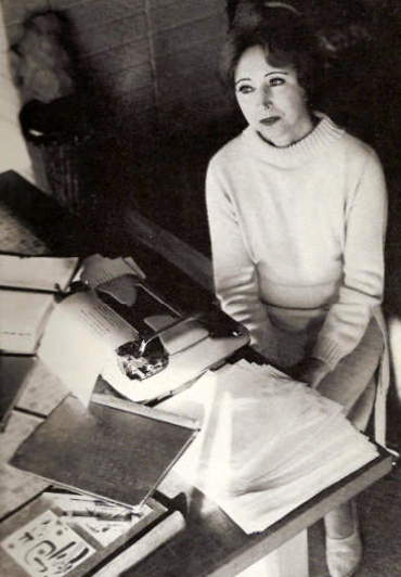 Author Anaïs Nin