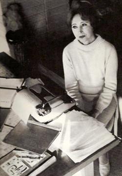 Author Anaïs Nin