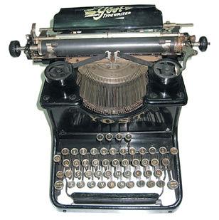 Yost No.20 Typewriter