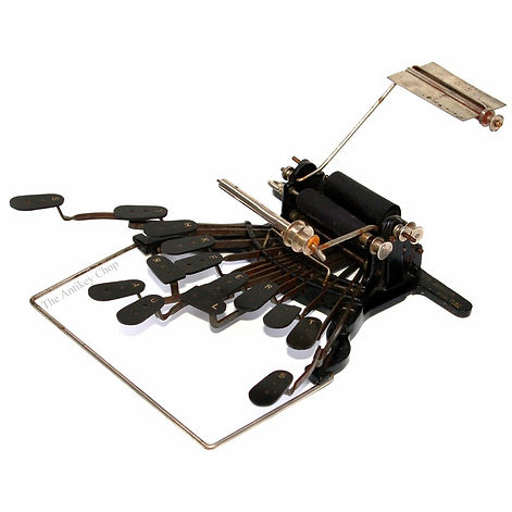 Anderson Shorthand Typewriter