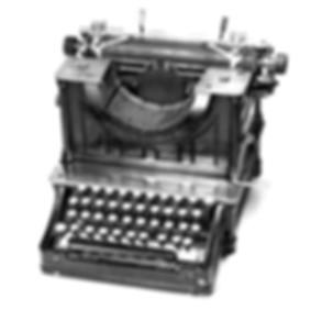 Smith Visible Typewriter