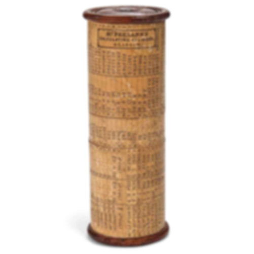 McFarlane's Calculating Cylinder