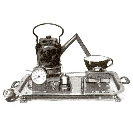 Weddel Automatic Tea Making Machine