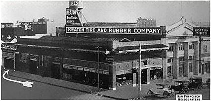Keaton Tire and Rubber Company Factory