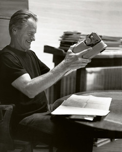 Playwright Sam Shepard