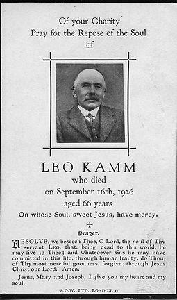 Leo Kamm