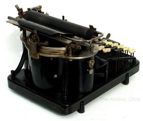Yost No.4 Typewriter