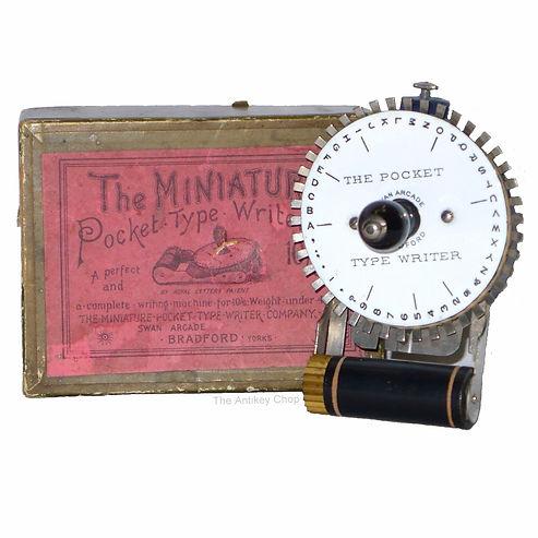 The Pocket Typewriter