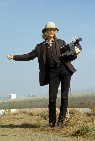 Poet Richard Brautigan