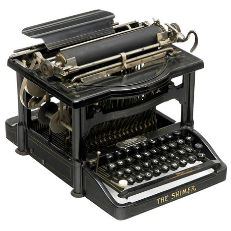 The Shimer Typewriter