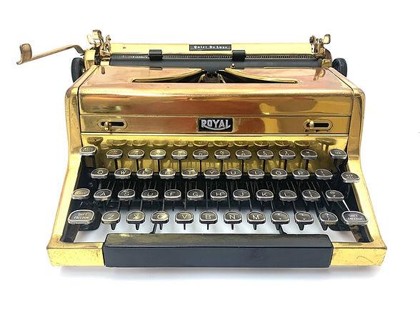 Gold Royal Drefuss QDL Typewriter s.n.A1685465  (8).jpg