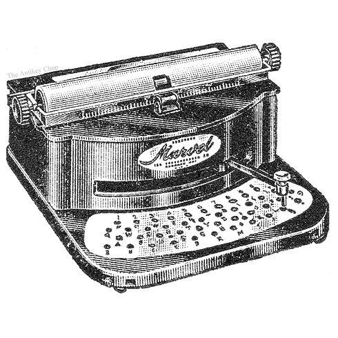 Marvel Junior Typewriter