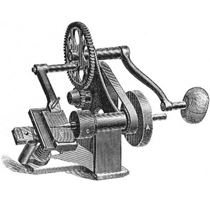 Dutcher Temple Pencil Sharpener