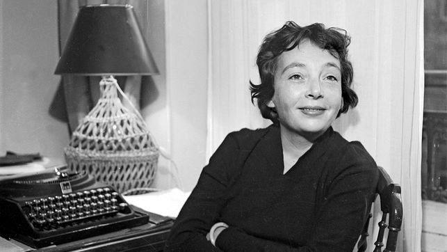 Writer Marguerite Duras