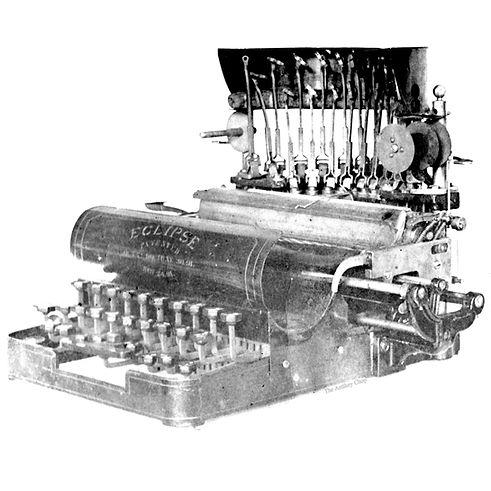 Eclipse Typewriter