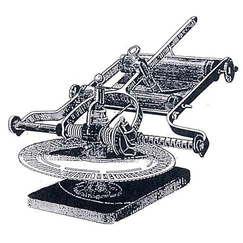 Mauler Braille Typewriter