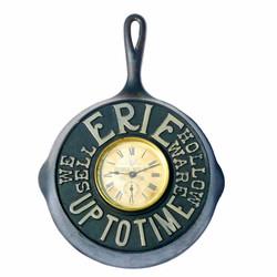 Skillet Clock