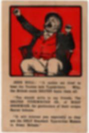Salter Typewriter Postcard