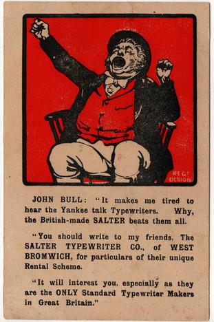 Salter Typewriter