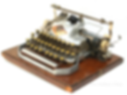 Blickensderfer No.8 Aluminum Typewriter