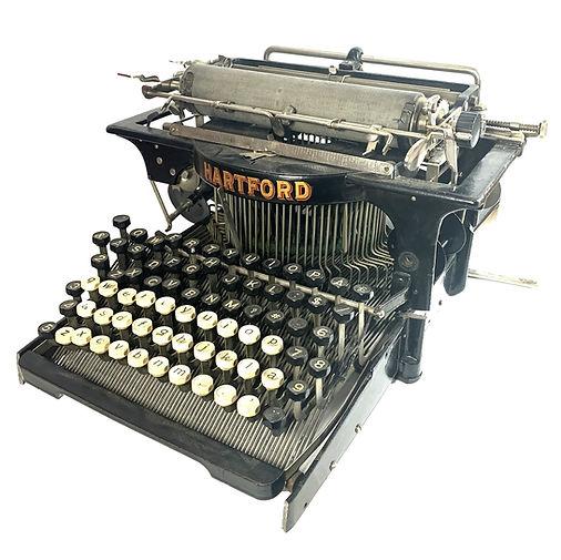Hartford Typewriter