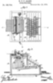 RTP Allen Typewriter Patent Paperwork