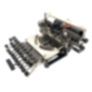 Keystone Typewriter