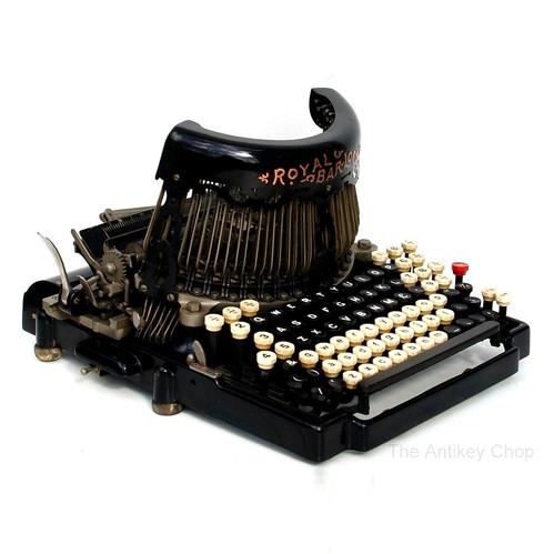 Royal Barlock No.10 Typewriter