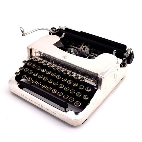 Gorham Sterling Silver Typewriter