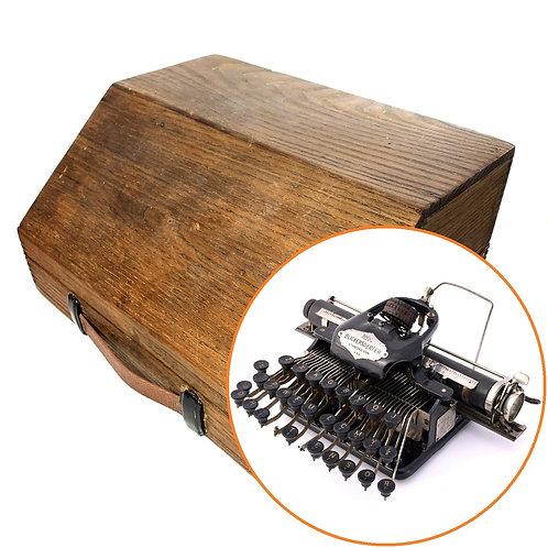 Blickensderfer No.5 Typewriter Case
