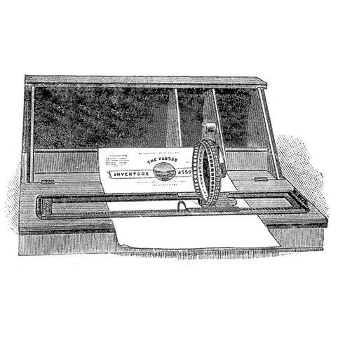 Millison Typewriter