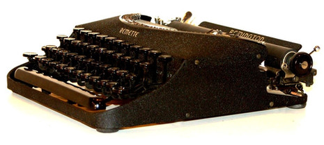 Remington Remette Typewriter