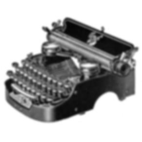 Mitex Typewriter (Schreibmaschine)
