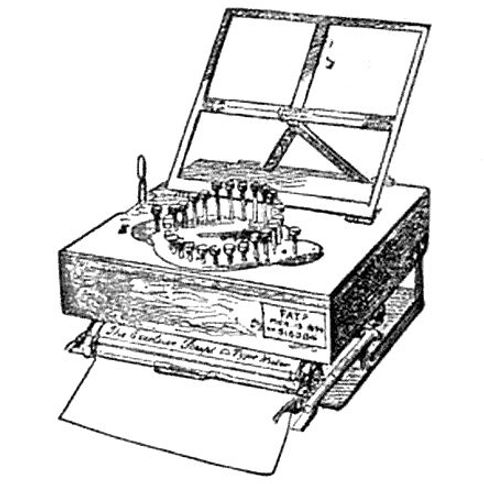Excelsior Script and Type Writer