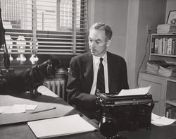 Writer E.B. White