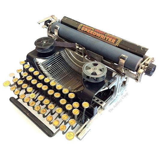 Wright Speedwriter Typewriter