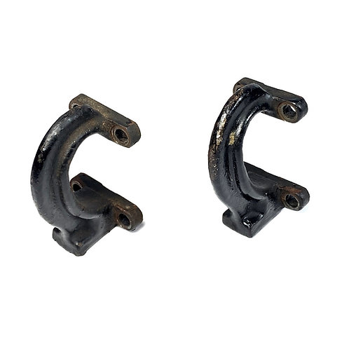 Monarch Standard Typewriter No.3 Carriage Support Brackets