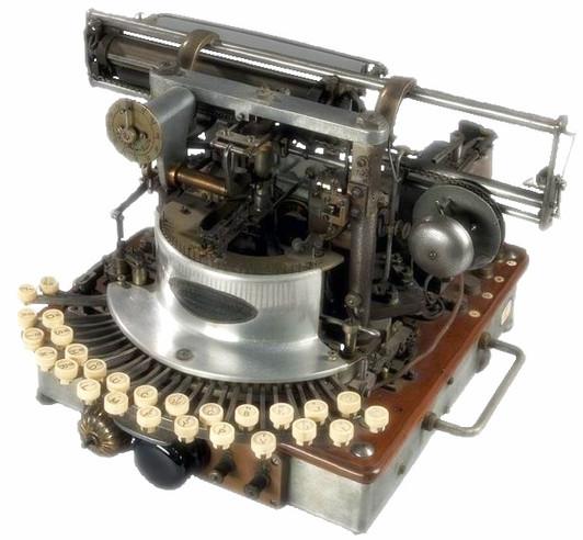 The Zerograph Telegraphic Typewriter