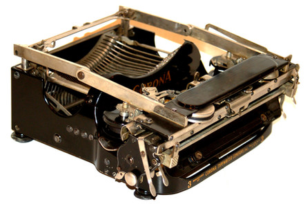 Corona No.3 Folding Typewriter