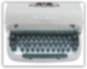 Dvorak Keyboard Typewriter