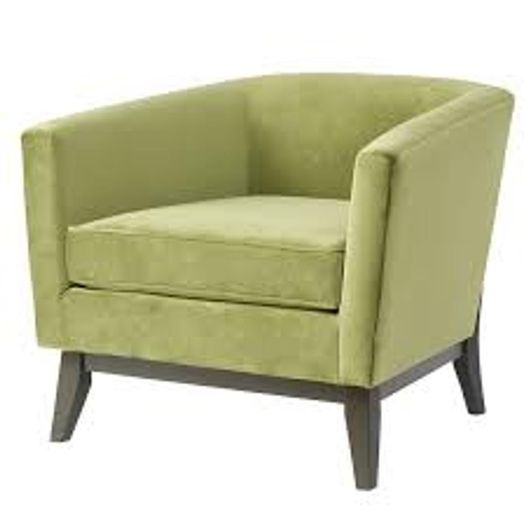 #215 Green Accent Chair $180 (2 Available)