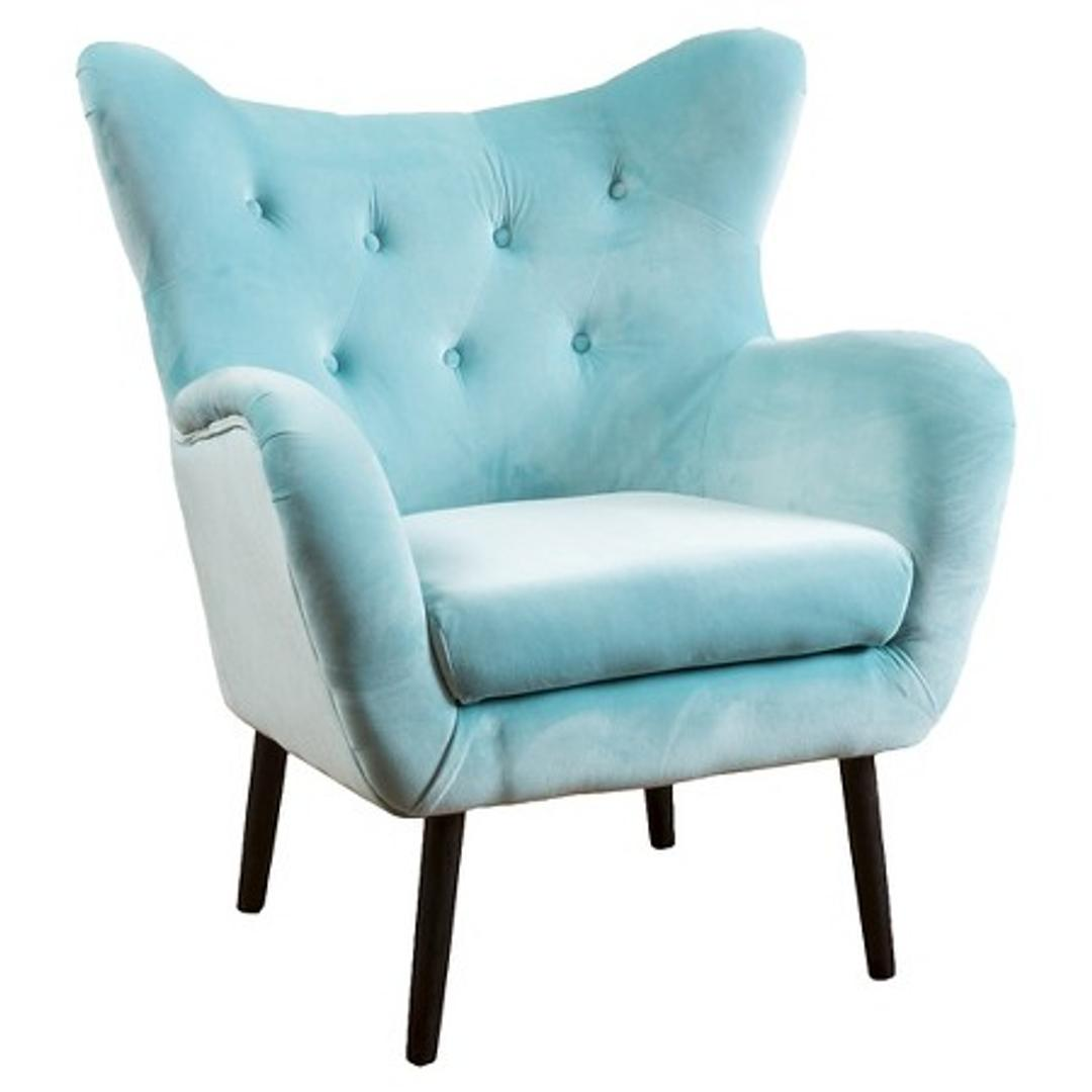 #088 Blue Accent Chair (Set of 2) $140 each