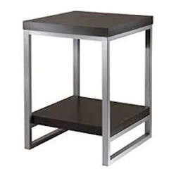 #555 Brown End Table $45 (2 Available)