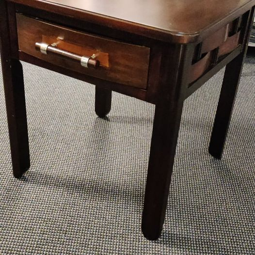 #531 Brown End Table $55 (2 Available)