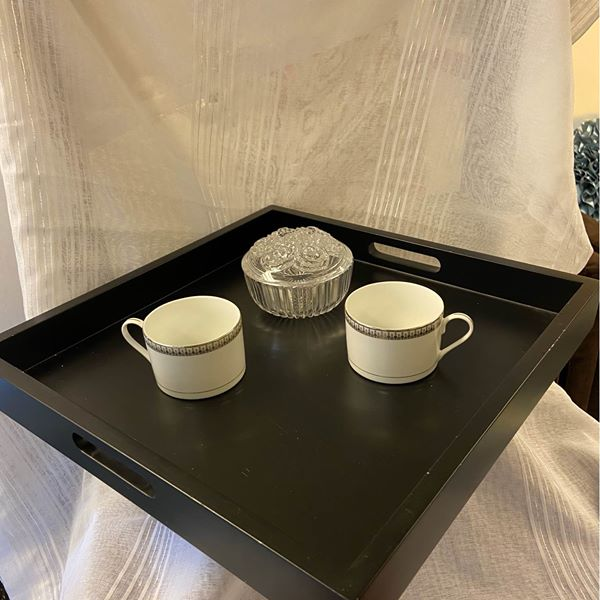 #1251 Decorative Tea Set $10