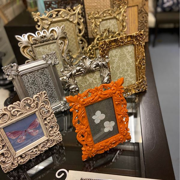 #1234 Picture Frames $5 Each