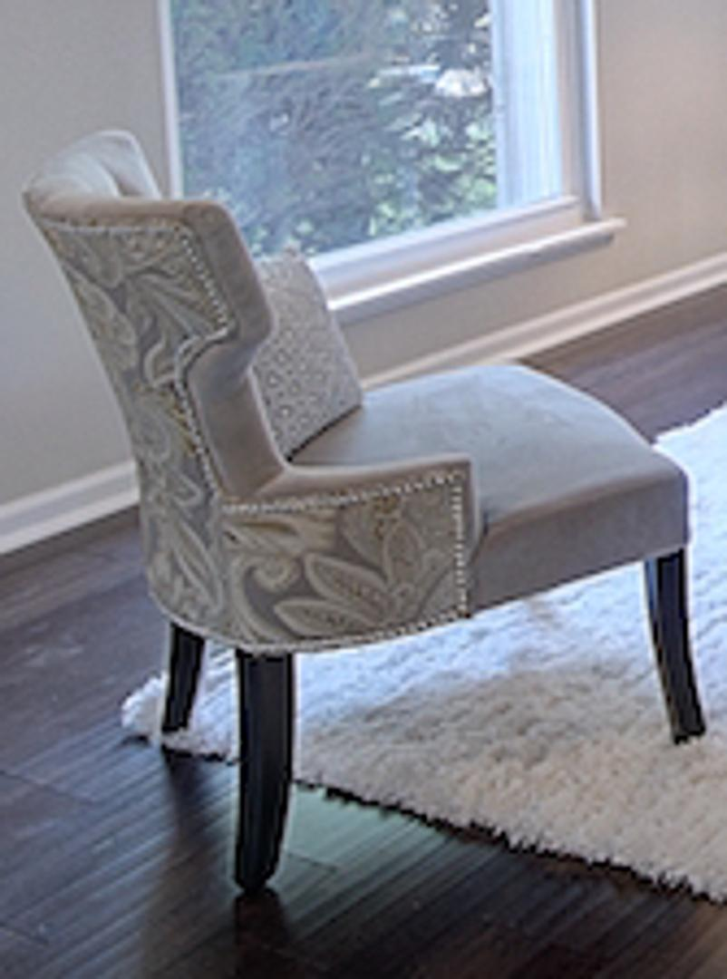#128 Accent Chair (Set of 2) $130