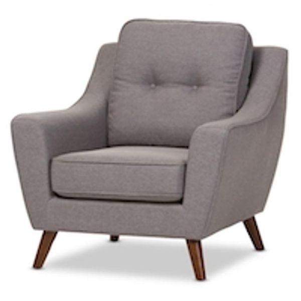 #133 Gray Accent Chair (Set of 2) Coming soon