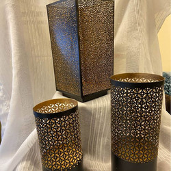 #1238 Candle Holders $15 Each